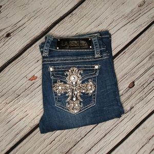 🔥LA Idol Bootcut Jeans Size 3🔥